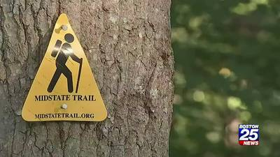 Spencer Police say no 'trip lines' on popular hiking trail, just dog owner's electric fence wiring