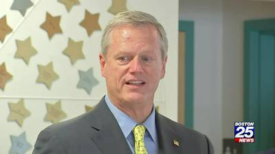 Gov. Baker to activate National Guard to help with school transportation
