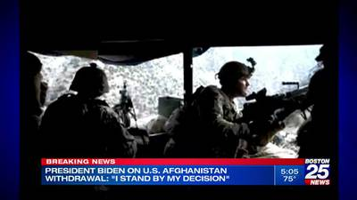 'Was this all for naught?': Local veterans react to Taliban's takeover of Afghanistan