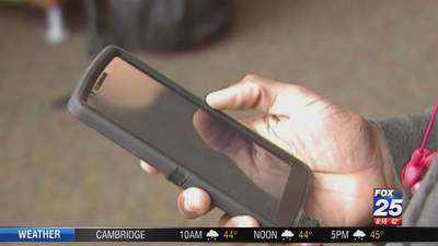 New app rewards students for staying off their phones