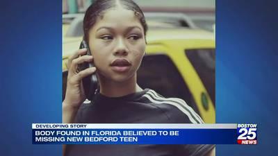 DA: Body believed to be missing New Bedford teen Jalajhia Finklea found in Florida