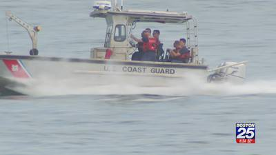 Operation Dry Water: Coast Guard cracking down on drunken, high boating