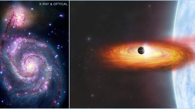 In a galaxy far, far away: NASA finds first possible planet outside Milky Way