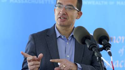 Moderna chief executive sees pandemic over in a year
