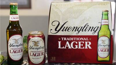 Pa. Woman, 106, who loves Yuengling beer, gets gift from brewery