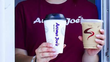 National Coffee Day with Aroma Joes (Sponsored)