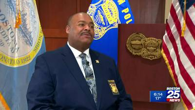 William Gross retires as Boston Police Commissioner after 37 years on the force