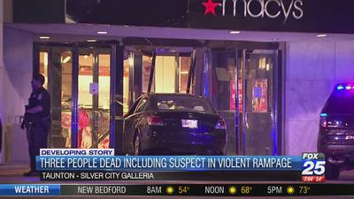 3 killed, including suspect, in Taunton stabbing rampage