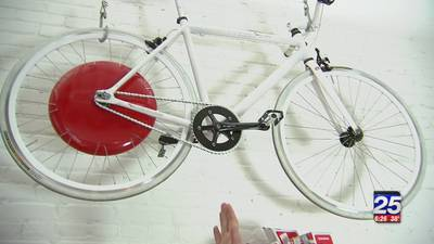 The Copenhagen Wheel: How a Cambridge company is trying to change cycling