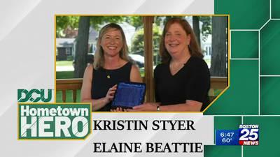 Westwood Zip Trip | Hometown Heroes Kristin Styer & Elaine Beattie