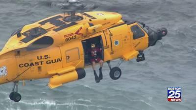 Braving rough seas: An exclusive look inside the Coast Guard's toughest job