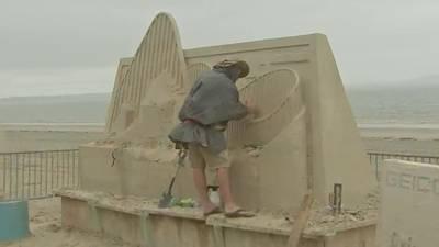 Revere adjusts International Sand Sculpture Festival as COVID-19 cases rise