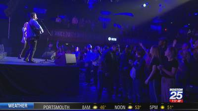 Not your typical church service: Finding faith in a Boston nightclub