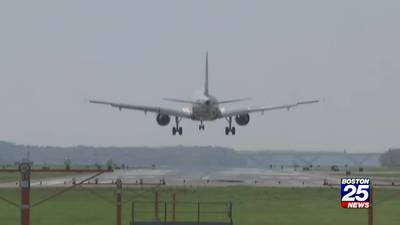 Report says no changes to flight paths at Boston airport