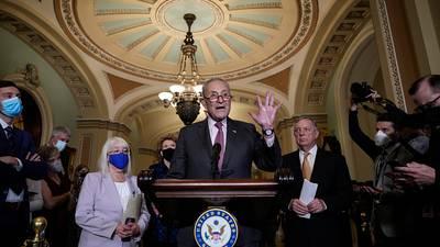 Schumer: Senate reaches deal to avoid government shutdown; vote set for Thursday