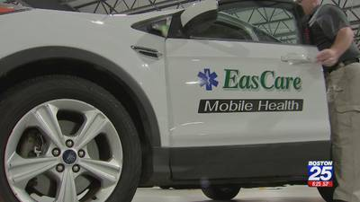 Mobile paramedic unit reducing ER trips and the cost of calling 911