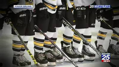 25 Investigates: Emails show 2 hockey players hid COVID symptoms to avoid missing tournament