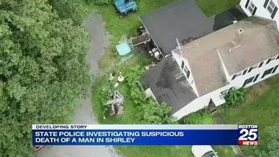 Suspicious death under investigation in Shirley