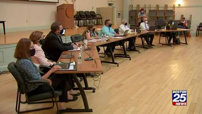 Billerica parents flock to school committee meeting ahead of official mask mandate announcement