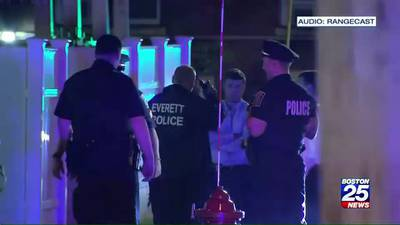 Everett Police officer shoots suspect allegedly armed with sword