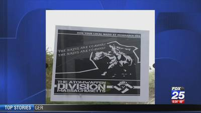Posters recruiting for Nazi movement found on BU campus