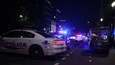 Washington, DC, special police officer shot and killed while on duty