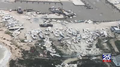 Hurricane Dorian: Cape Cod Coast Guard crew heads south to offer aid