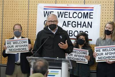 White House program will let private citizens sponsor resettling Afghans
