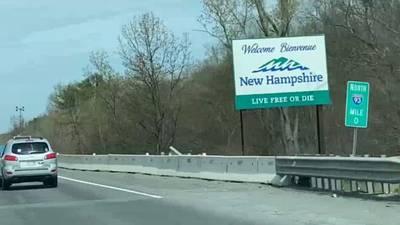 NH man dies following 'tragic accident' at Walmart distribution center in Raymond