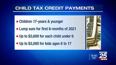 Rep. Clark on child tax credit payments: Thousands of MA children eligible