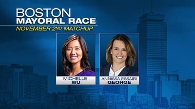 Wu holds 'landslide lead' ahead of Boston mayoral election