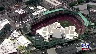 After 1 year of cancelations, Fenway Park concerts return
