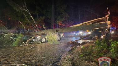 Nor'easter: More than 480,000 without power as storm pounds Massachusetts